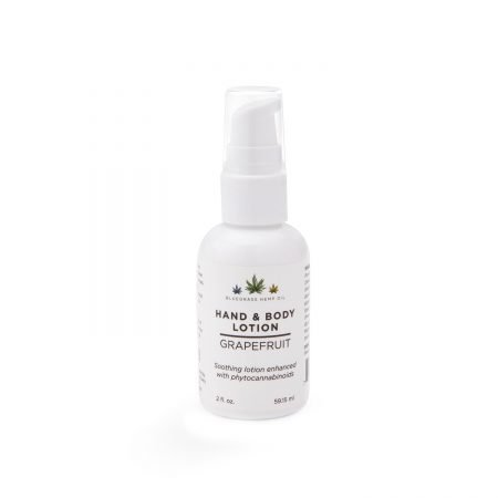 Bluegrass Hemp Oil Grapefruit Hand & Body Lotion